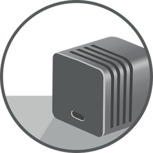 relio usb outlet icon